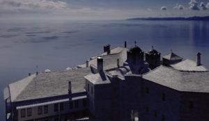 Планина Атос - Република монаха