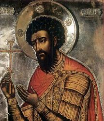Свети великомученик Теодор Стратилат