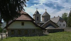 Путовање кроз српске манастире