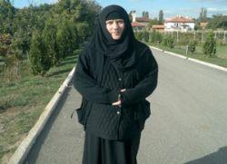 Монахиња моли, лечи и теши - хуманост и патриотизам на делу