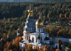 Копије тројеручице у Новојерусалемском манастиру