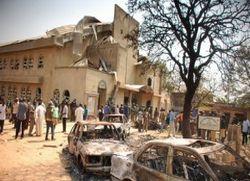 """Нигерија: од експлозија у црквама до """"антихришћанских погрома"""""""