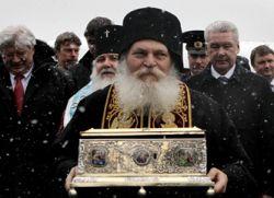 РПЦ: Хапшење арх. Јефрема је напад на Светогорске монахе и Православну цркву у целини