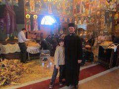 Недеља Светих Отаца у манастиру Преображења