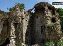 Црква из В вијека откривена у Грузији