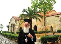 Патријарх Вартоломеј: Нема потребе да се црква у Трабзону претвара у џамију
