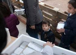 Вјерни народ Руске цркве сакупио средства за помоћ Грчкој