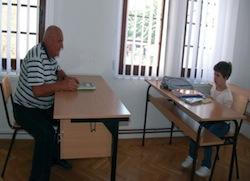 Једино српско дете у Призрену, кренуло у први разред
