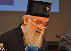 Патријарх Иринеј на скупу за мир говорио о екуменизму