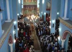 Освештан највећи православни храм у Африци