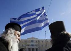 Паника у Православној цркви Грчке