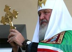 Патријарх Кирил упозорио на нападе на Цркву