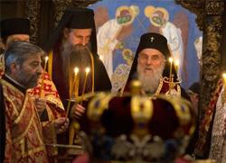 Патријарх Иринеј: Србији недостају цар или краљ