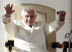 Папа Бенедикт 16. најавио оставку