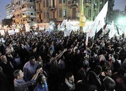 Протест у Каиру против учесталих напада на цркве