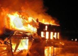 У Грузији изгорео православни манастир