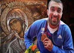 Грчки олимпијац испунио обећање