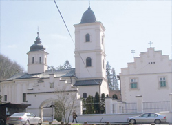 Клизиште прети манастиру Беочин