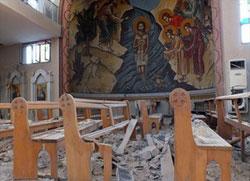 Западне силе подржавају сиријску опозицију желећи да униште хришћанство
