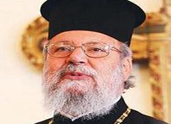 Саборна молитва за спасење Кипра