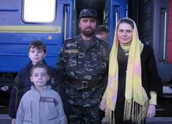 Украјински свештеник на Косову са мировним снагама
