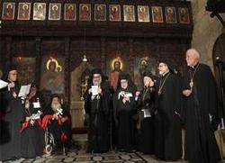 Патријарх антиохијски повео молитву за ослобођење киднапованих архијереја
