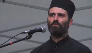 Свети Владика Николај и свети Јустин Ћелијски
