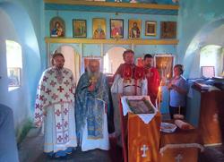 Служен помен на празник светог Јоаникија, Митрополита Црногорског