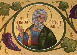 Крст светог апостола Андреја стиже у Русију, Украјину и Белорусију