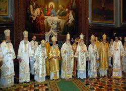 Москва - Свеправославно литургијско сабрање