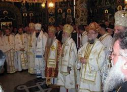 Устоличен Епископ зворничко-тузлански Хризостом