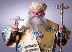 Устоличење Епископа зворничко-тузланског Хризостома