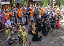 50 000 поклоника посјетило Свету гору Грабарку у Пољској