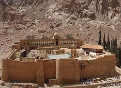 Манастир на Синају затворен за поклонике