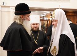 РПЦ позвала расколнике на помирење