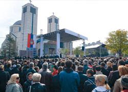 15.000 верника на прослави у Нишу