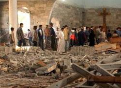 Егзодус ирачких хришћана