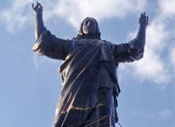 Христос на врху планине