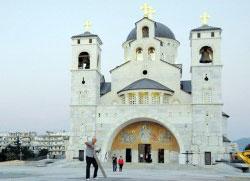 Подгорица добија саборни храм