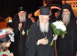 Православни првојерарси у Подгорици
