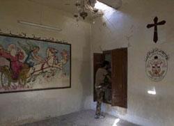 Сирија: Минирана древна православна црква