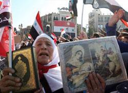 Сиријски хришћани траже руско држављанство