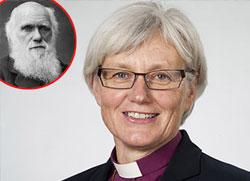 Жена на челу шведске цркве