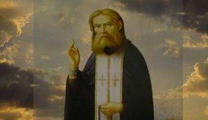 Радости моја, Христос Воскресе - Серафим Саровски