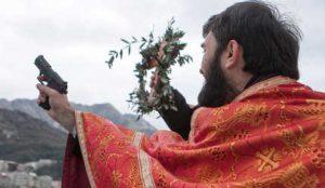 Благодат свештенства и грех