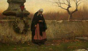 Мајци која није могла да нађе гроб погинулог сина