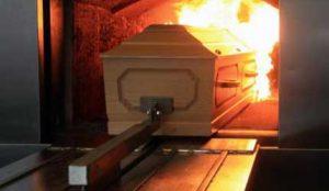 Кремирање мртвих
