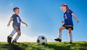 Деца и спорт