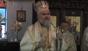 Епископ Канадски  Г. Георгије - беседа