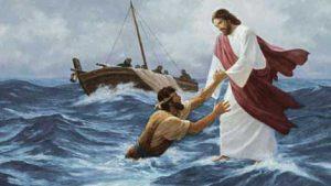 Ход по води